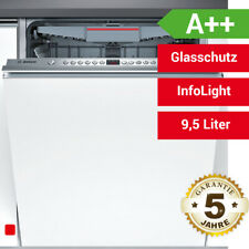 Bosch SMV46NX03E Vollintegrierbarer Einbau Geschirrspüler Besteckschublade