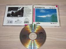 MÉGAOCTETS CD - GO FOR IT / IC KLAUS SCHULZE En Menthe