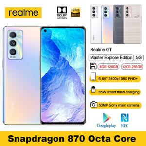 realme GT Master Explore Edition 5G Phone Snapdragon 870 120Hz 50MP 128GB /256GB
