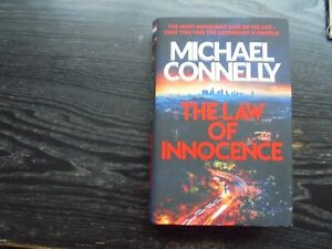 Book : The Law Of Innocence