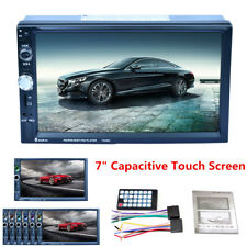 7'' HD Touch Screen 2DIN Car Bluetooth Stereo Audio Radio MP5 Player FM/USB/AUX