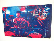 Mike Portnoy TAMA Drums Promo Poly Banner Display Dream Theater Winery Dogs NEW