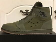 NIKE  AIR JORDAN 1 HIGH ZIP MENS TRAINERS MENS SHOES UK 14 EUR 49,5 US 15
