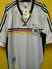 Germany Home Jersey 1998 BNWT NWT New Shirt