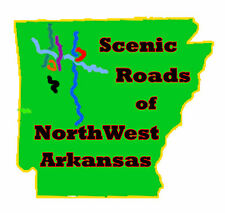 Arkansas Scenic Roads & Highways Main Patch