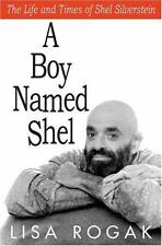 A Boy Named Shel: The Life and Times of Shel Silverstein-ExLibrary