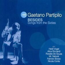 Gaetano Partipilo - Besides: Songs for Sixties [New CD]