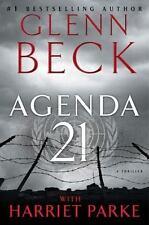 Agenda 21 by Glenn Beck 2012 Hardcover Signed by Glenn Beck