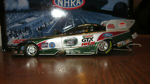 JOHN FORCE 2010 25TH ANNIVERSARY  NITRO FUNNY CAR  ACTION 1/24  DIECAST
