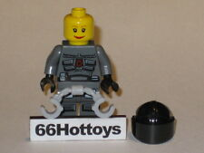 LEGO Space Police 5974 Space Police Officer minifigure New