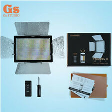 YONGNUO YN600II YN600L II Pro LED Video Light Studio with 3200 5500K Color Tempe