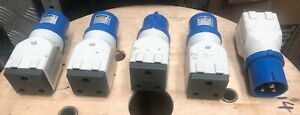 Stage lighting adaptors 16A - 15A