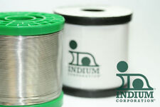 "Indium Solder Wire, 100"" inches  Water Wash,  .032""  Micro Electronics, C.Boards"