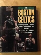 The Boston Celtics by Bob Ryan & Rapael Autographed Ryan, Havlichek, Raphael