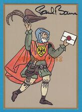 Paul Bocuse - original signierte Postkarte - #  17139