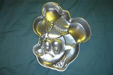 Mickey Mouse Face 515-302 Wilton Walt Disney Productions Vintage Cake Pan 44