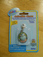 WEBKINZ Plumpy Cameo CHARM  New in Package w/ Code  FREE SHIPPING!