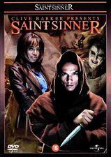 EX RENTAL SAINT SINNER DVD HORROR GREG SENARO GINA RAVERA MARY MARA GUARANTEED
