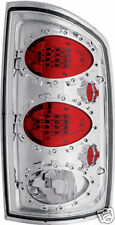 02-06 Dodge PU/Ram Tail Light LED Crystal Clear IPCW