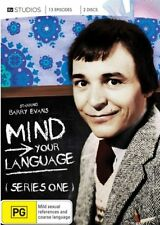 Mind Your Language : Season 1 ( 2-Disc Set) Genuine & unSealed (D116)(D166)