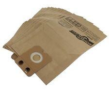 Nilfisk SALTIX 3 VC300 VC300 ECO Vacuum Cleaner Hoover Paper Dust Bags 10 Pack