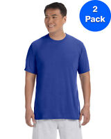 Gildan Mens Performance T-Shirt 2 Pack G420 All Sizes