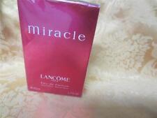 New  NIP Lancome Miracle Eau de parfum Natural Spray 50ml 1.7 oz in shrinkwrap