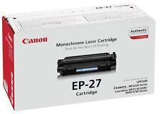 Orignal Canon ep-27 TONER NEGRO 8489a002 NUEVO a-artículo
