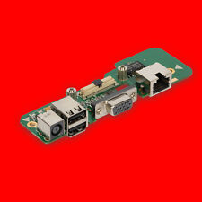 For DELL INSPIRON 1545 USB LAN VGA AC DC JACK POWER BOARD PORT PLUG 00835