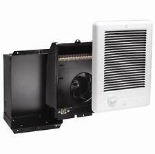 1000-W 120-V Electric Fan-Forced In-Wall Bathroom Heater White Control Heat