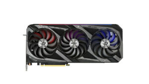 Nvidia RTX 3060 ASUS ROG STRIXX, Neu, Retail, Rechnung
