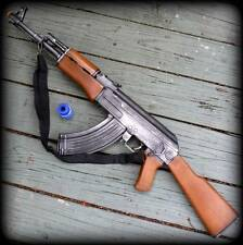 Steampunk CyberGun Kalashnikov AK47  AIRSOFT SPRING Pellet TOY BB pellet gun