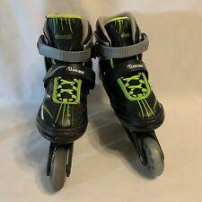 Chicago Skates Inline Rollerblade Abec-3 Sk8 4 Size Adjustable 1 to 4 Youth