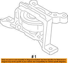 FORD OEM 13-16 Escape-Engine Motor Mount/Torque Strut CV6Z6038B