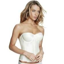 40D (US/UK) DOMINIQUE Juliette Satin Underwire Corset Bridal Bra 8950 MSRP $79