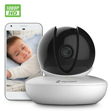 Zencam Wifi Camera 1080P Indoor Pan Tilt Baby Pet Cam Wireless IP Security M2W