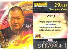 Doctor Strange Movie Trading Card - 1x #029 character Card-TCG