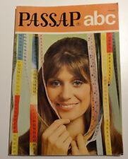 CATALOGUE PASSAP ABC du tricot-modèles, Patrons, Conseils...Machines à tricoter