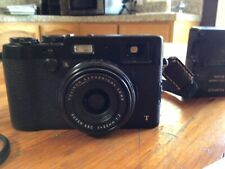 Fujifilm X100T 16 MP Digital Camera - Black