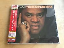 Stanley Turrentine – Betcha CD like new + OBI