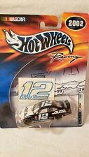 Ryan Newman 2002 Alltell Hot Wheels 1/64 Diecast Unopened