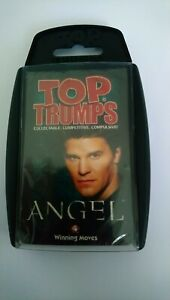 Top Trumps - Angel - 2003 - New, Sealed