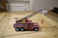 Corgi Toys Chipperfields Circus International 6x6 Crane No 1121
