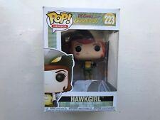 Boxed Funko Pop Vinyl Dc Comics Bombshells Hawkgirl #223 Figure Heroes Series