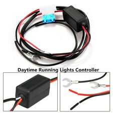 Car LED Daytime Running Light Automatic Control Dimmer Module Switch Relay DRL