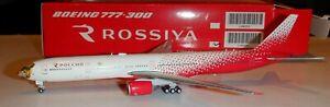 JC  Wings 1:400  - Rossiya Airlines  777-300  #EI-UNP  -   LH4056