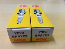 3,45€/Stck 2 NGK BPR7ES Zündkerzen Polaris SL 80 hp Bj 96