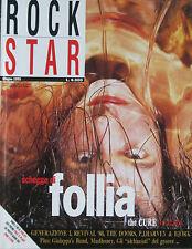 ROCKSTAR 24 1995 Cure Björk PJ Harvey Mudhoney Doors Coldcut Freakpower Pantarei