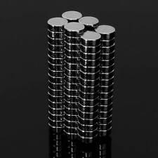 100 MAGNETI NEODIMIO 5X2 MM CALAMITA POTENTE FIMO CERAMICA MAGNETE CALAMITE N52