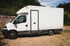 Vauxhall Movano | Luton Box Van | Campervan, Motorhome, Self Converted Camper |